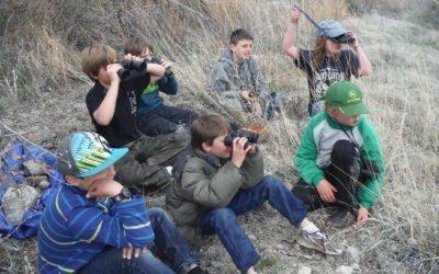 Summer Camp- Outdoor Investigator