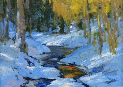Cramer, An Early Snow