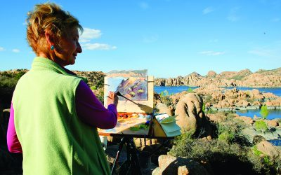 Artists in the Gardens: Dorothy Ray