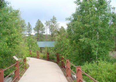 Highlands Center Pathway